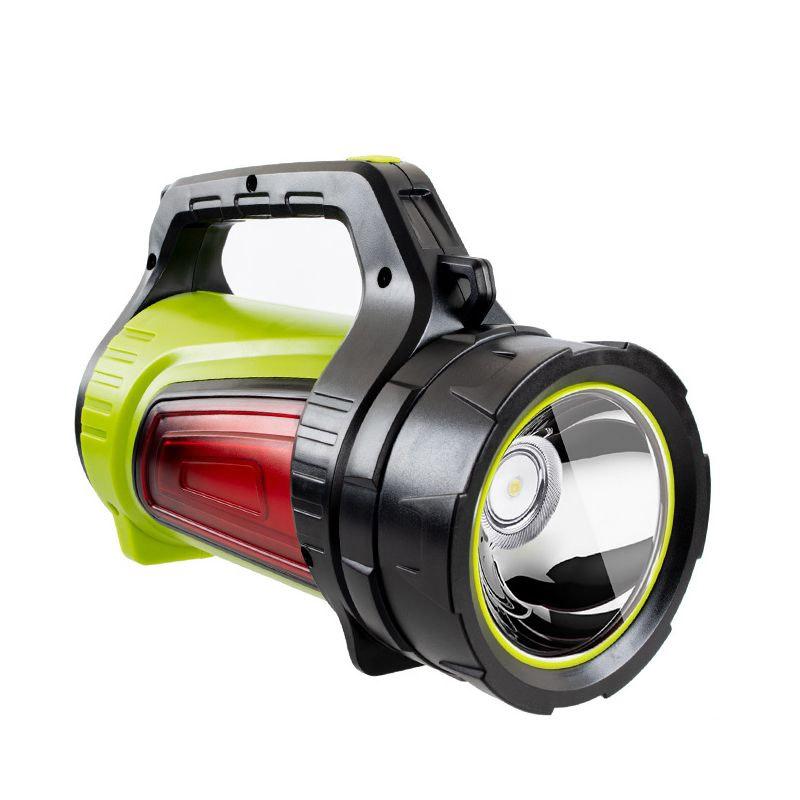 Επαναφορτιζόμενος Φακός LED με Πλαϊνό Φωτισμό Kraft&Dele KD-1243 - KD-1243