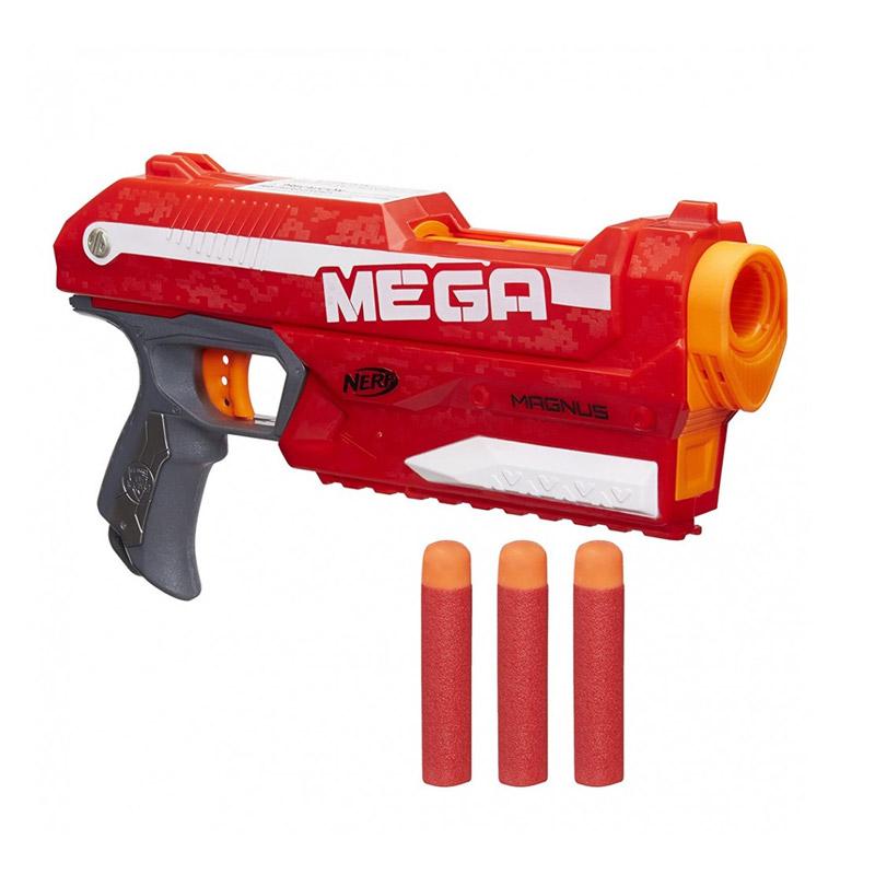 Εκτοξευτής Nerf N-Strike Mega Magnus MWS17592 - Media Wave MWS17592
