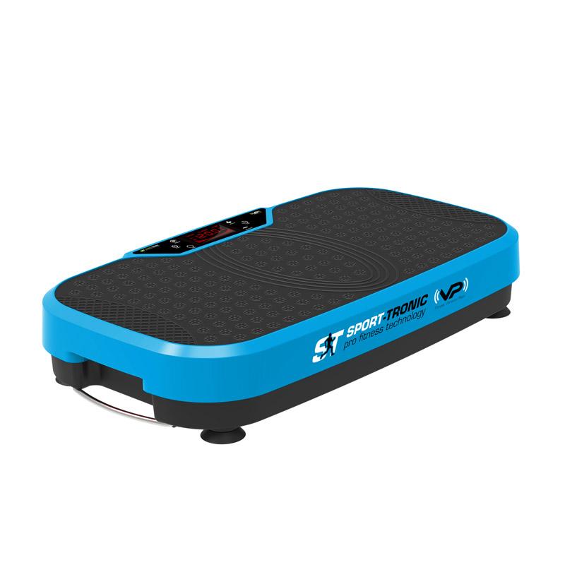 Πλατφόρμα Δόνησης με Τηλεχειριστήριο Χρώματος Μπλε Turbotronic ST-VP5 Blue - ST-VP5 Blue