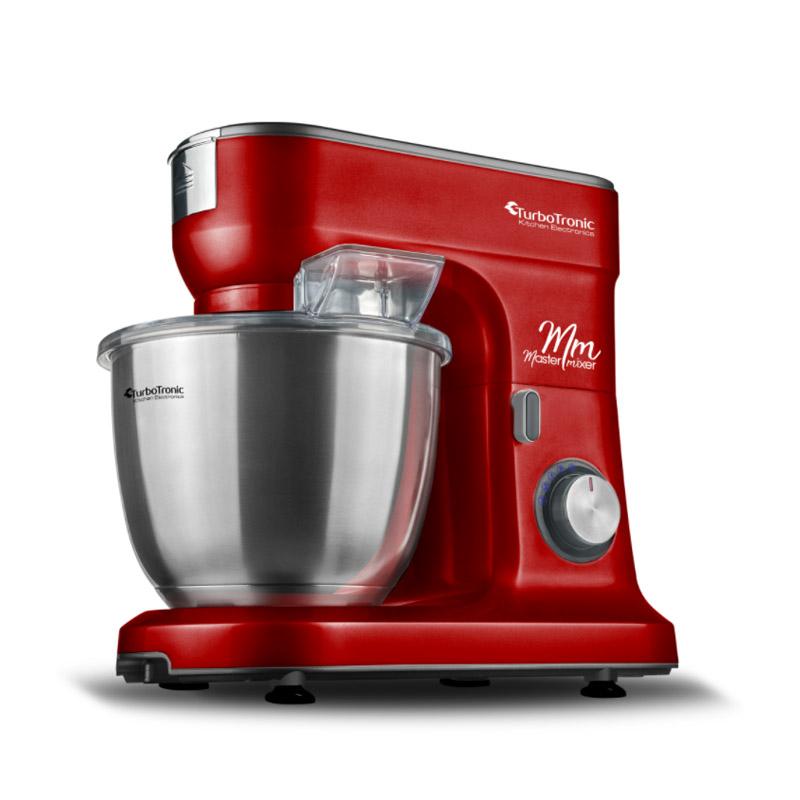 Κουζινομηχανή 1500 W Χρώματος Κόκκινο Turbotronic TT-015 Red - TT-015 Red