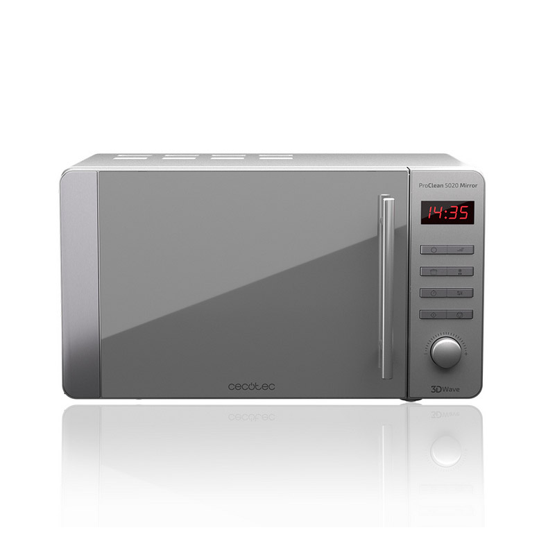 Φούρνος Μικροκυμάτων 20 Lt 700 W Cecotec ProClean 5020 Mirror CEC-01532 - CEC-01532