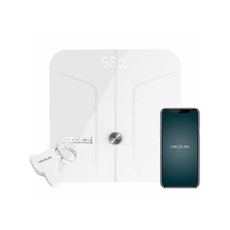 Ψηφιακή Ζυγαριά Μπάνιου - Λιπομετρητής Cecotec Surface Precision 9700 Smart Healthy CEC-04151 - CEC-04151