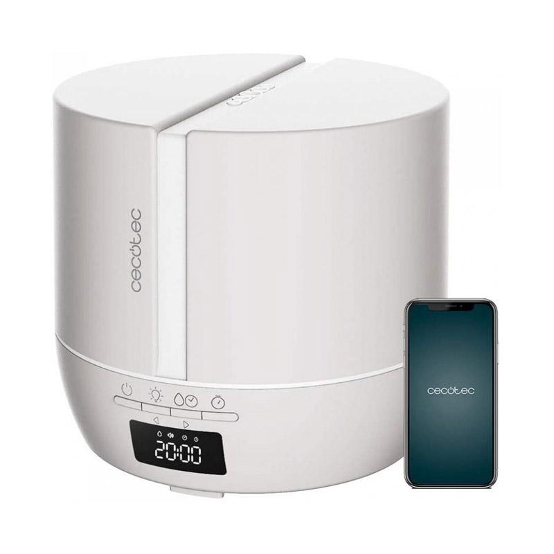 Ηλεκτρικός Διαχυτής Αρώματος και Υγραντήρας Cecotec Pure Aroma 550 Connected Sand CEC-05642 - CEC-05642