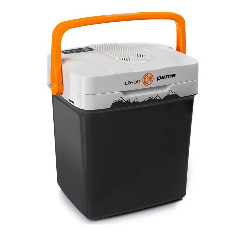 Ηλεκτρικό Φορητό Ψυγείο Θερμαντήρας 27 Lt 12 V Peme Ice-on Adventure Orange 6602198 - 6602198
