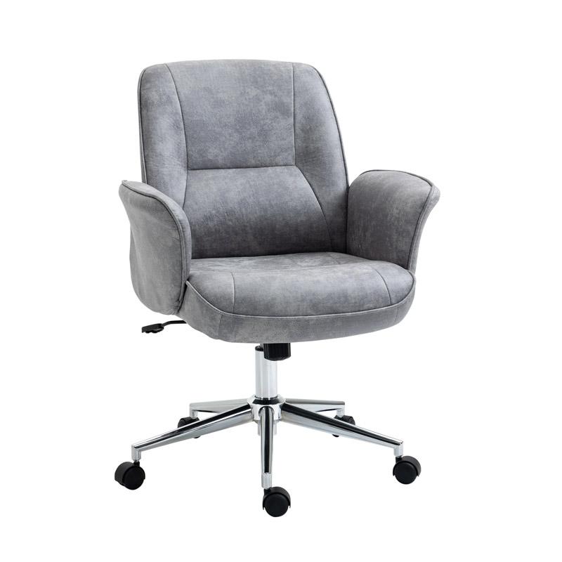 Καρέκλα Γραφείου 67 x 69 x 92-102 cm Vinsetto 921-456LG - 921-456LG