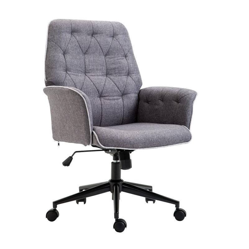 Καρέκλα Γραφείου 66 x 69 x 89.5-97 cm HOMCOM 921-103 - 921-103