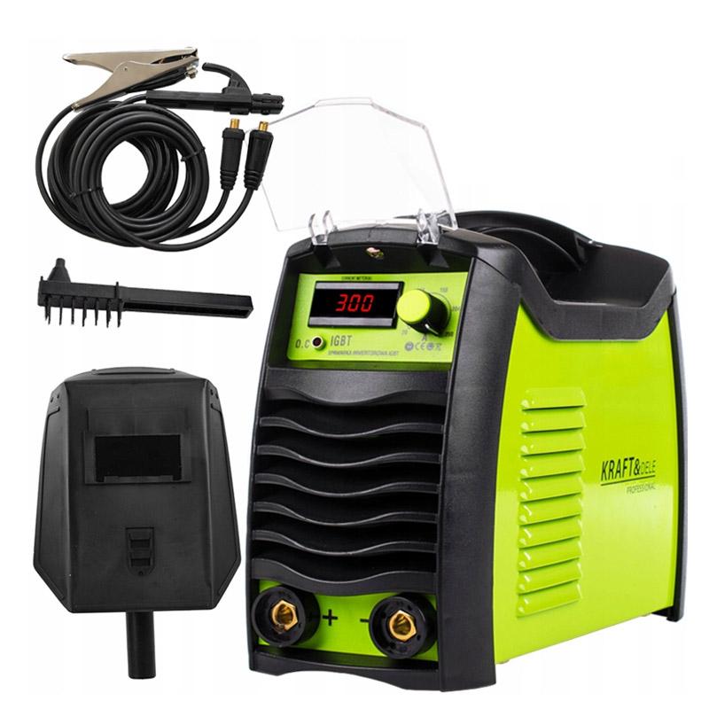 Ηλεκτροκόλληση Inverter MMA 330A LCD Kraft&Dele KD-1854 - KD-1854