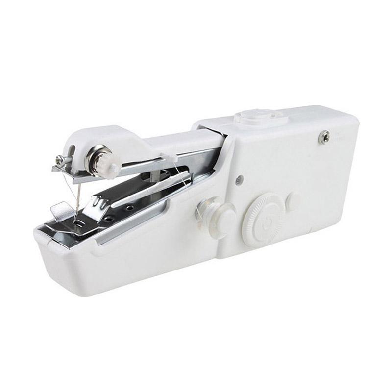 Mini Φορητή Ραπτομηχανή Χειρός με Ανταλλακτική Βελόνα MWS404 - Media Wave MWS404