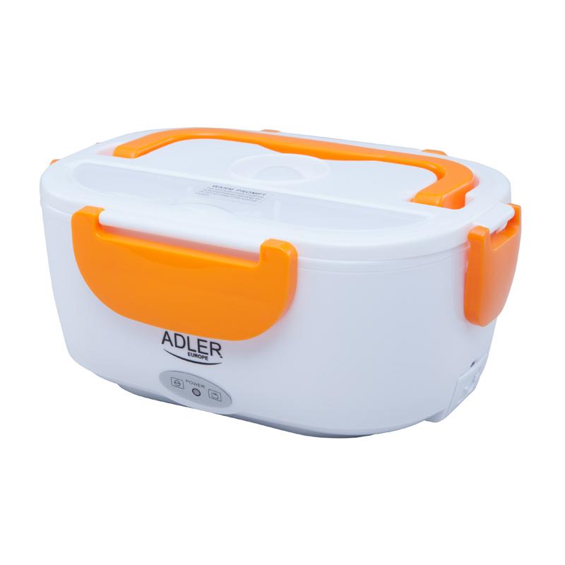 Φαγητοδοχείο Θερμαινόμενο Adler Χρώματος Πορτοκαλί AD-4474 - AD-4474 Orange