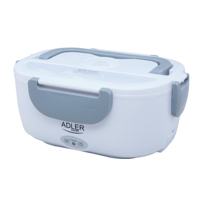 Φαγητοδοχείο Θερμαινόμενο Adler Χρώματος Γκρι AD-4474 - AD-4474 Grey
