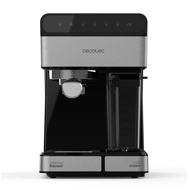 Ημιαυτόματη Καφετιέρα Espresso Power Instant-ccino 20 Touch Serie Nera 20 Bar Χρώματος Μαύρο Cecotec CEC-01558 - CEC-01558