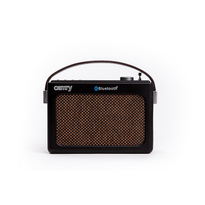 Ραδιόφωνο Retro με Bluetooth USB και Κάρτα SD Camry CR-1158 - CR-1158
