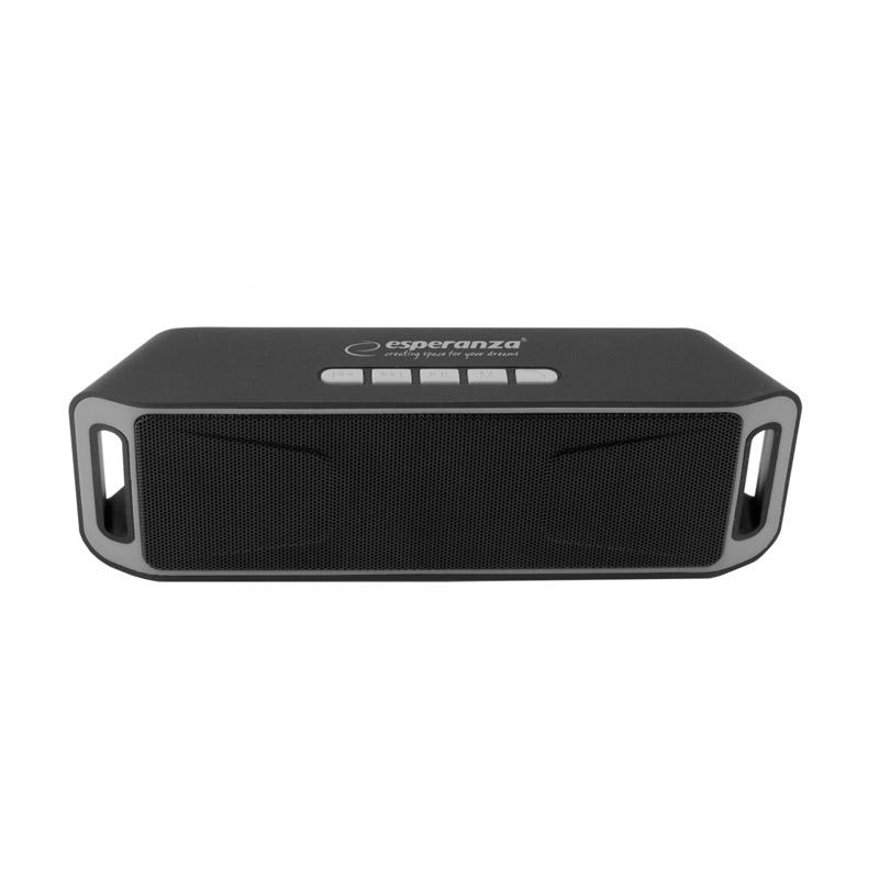 Φορητό Ασύρματο Ηχείο Bluetooth με Ραδιόφωνο Esperanza EP126KE - EP126KE