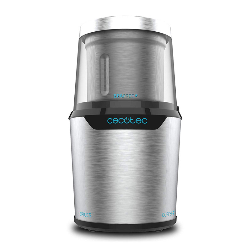 Ηλεκτρικός Μύλος Άλεσης Καφέ και Μπαχαρικών Cecotec TitanMill 300 DuoClean CEC-01559 - CEC-01559