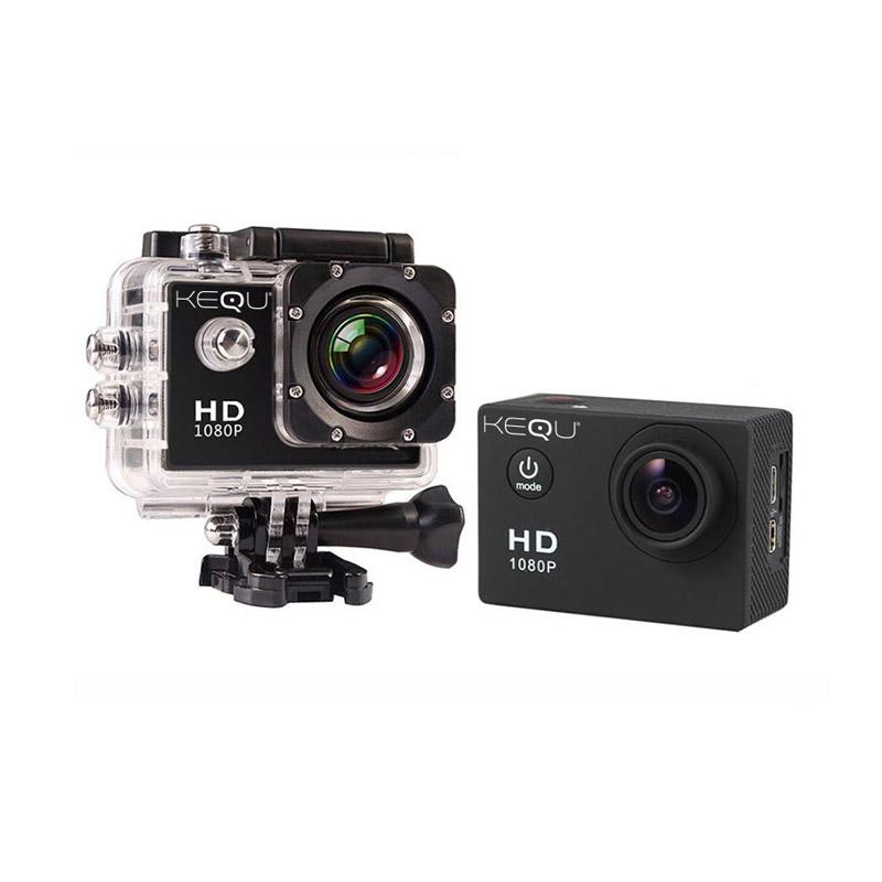 Αδιάβροχη Action Camera 1080P 16MP Kequ K-334 - K-334