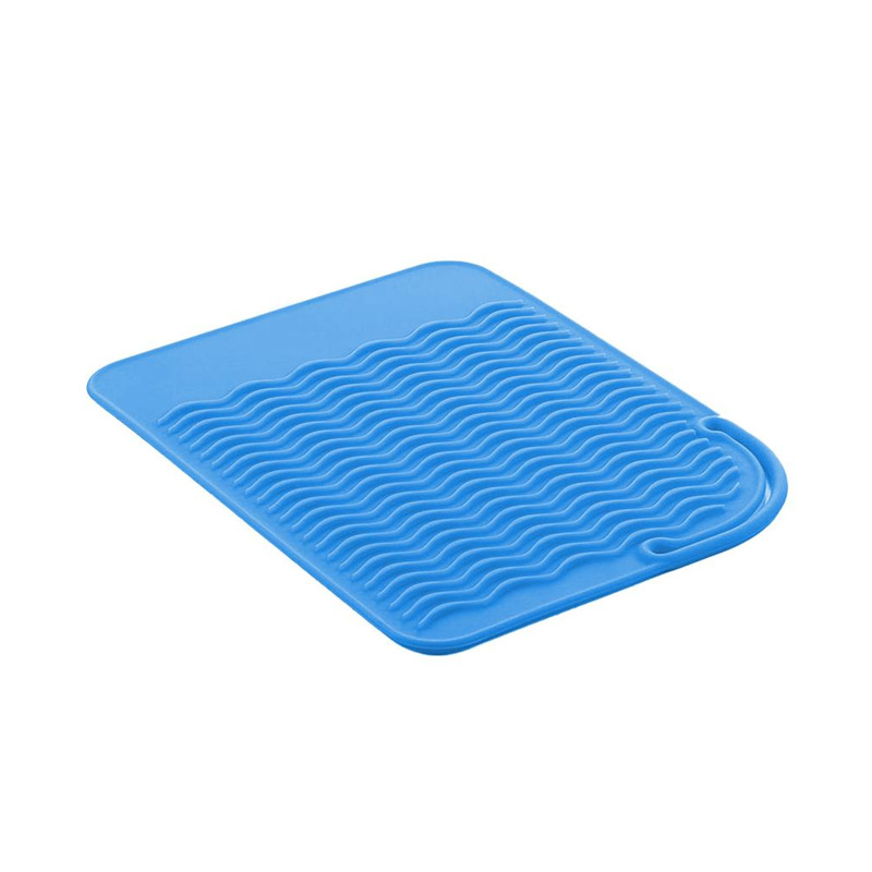 Θερμική Αντίσταση Σιλικόνης - Travel Mat - Χρώματος Μπλε SPM DB4278