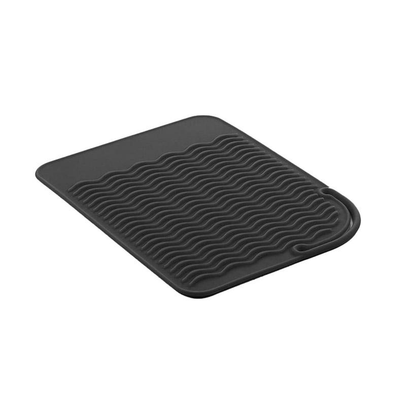 Θερμική Αντίσταση Σιλικόνης - Travel Mat - Χρώματος Μαύρο SPM DB4280