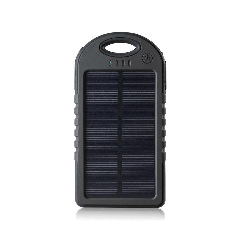 Ηλιακός Φορτιστής - Power Bank 3000 mAh Hoppline HOP1000657 - HOP1000657