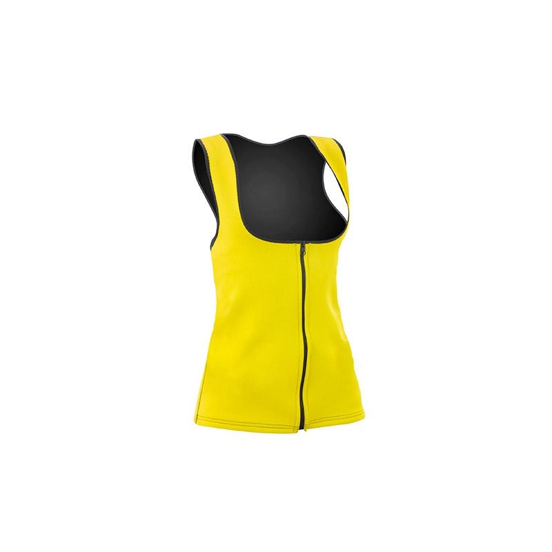 Γυναικείο Αθλητικό Γιλέκο Αδυνατίσματος και Εκγύμνασης με Επίδραση Σάουνας XL InnovaGoods V0100877 - V0100877