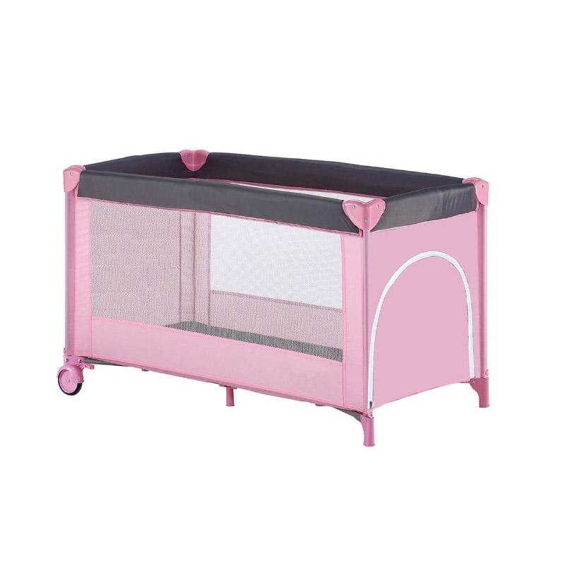 Βρεφικό Φορητό Κρεβάτι Hoppline HOP1000910-2