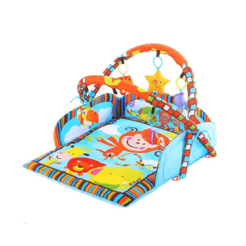 Γυμναστήριο για Μωρά 88 x 90 cm Hoppline HOP1001013-1 - HOP1001013-1