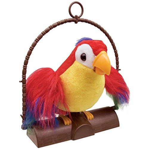 Παπαγάλος που Επαναλαμβάνει ότι Λες - Talk Back Parrot XL