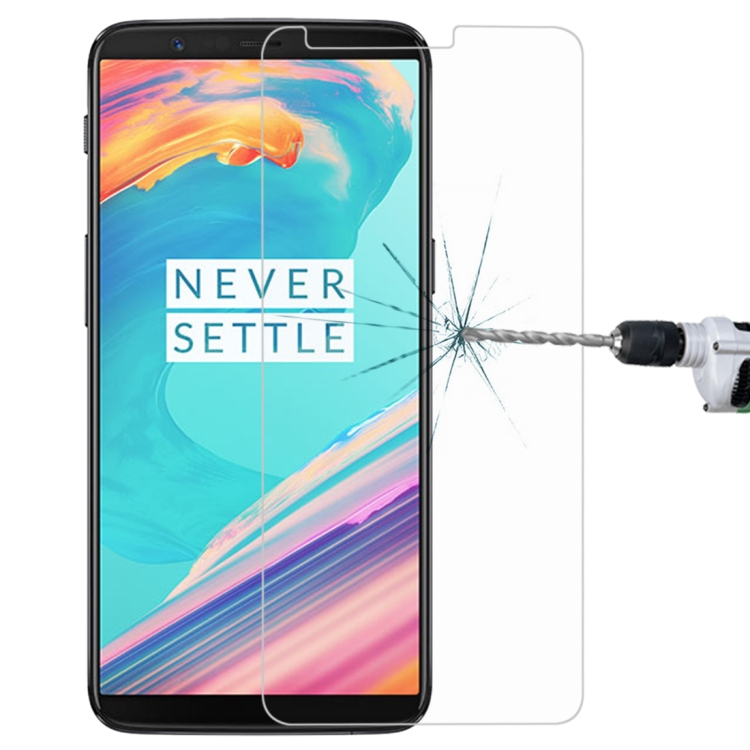 Tempered Glass Τζαμάκι Γυαλί Προστασίας OnePlus 5T