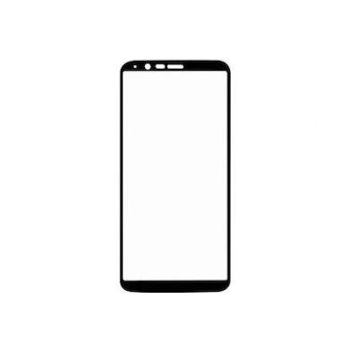 Tempered Glass Τζαμάκι Γυαλί Προστασίας Full Glue OnePlus 5T Black