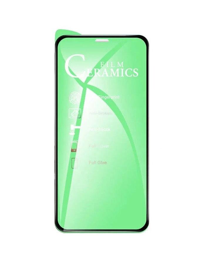 Hybrid Tempered Glass 9D Ceramic Full Glue για Samsung Galaxy A40
