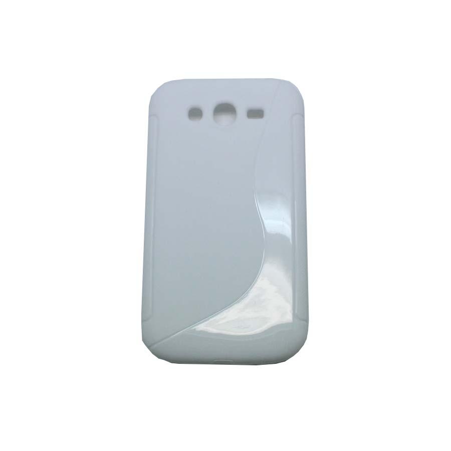 Θήκη Σιλικόνης TPU S line Sony Xperia M4 Aqua  - Λευκή