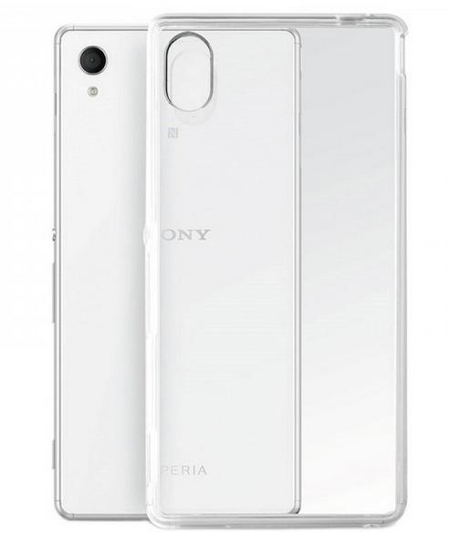 Θήκη Sony Xperia M4 Aqua Ultra Slim TPU Σιλικόνης 0.3mm Διάφανη
