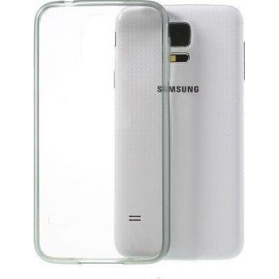 Θήκη Samsung G900 S5 Ultra Slim TPU Σιλικόνης 0.3mm Διάφανη