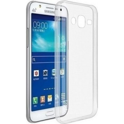 Θήκη Samsung G388 Xcover 3 Ultra Slim TPU Σιλικόνης 0.3mm Διάφανη