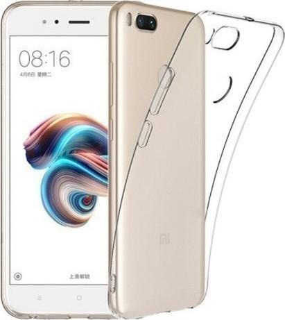 Θήκη Xiaomi Mi A1/5X Ultra Slim TPU Σιλικόνης 0.3mm Διάφανη