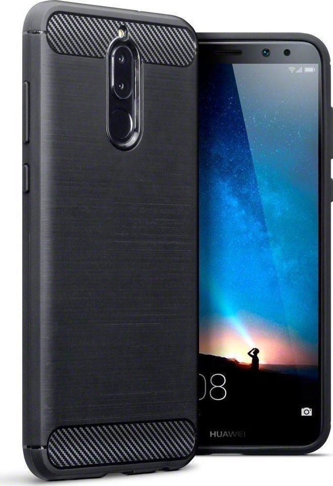 Θήκη Carbon Back Case για Huawei Mate 10 Lite Black