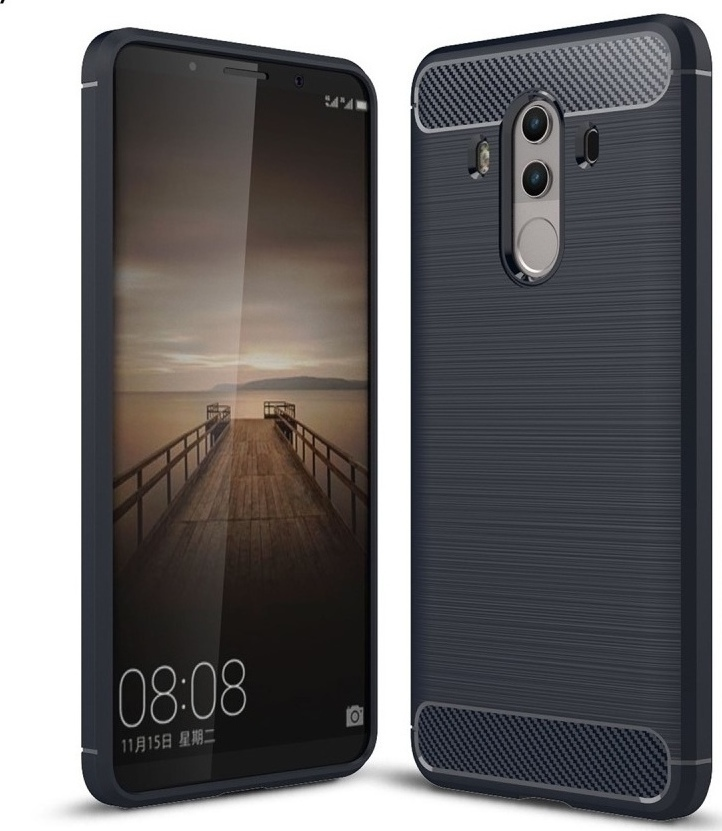 Θήκη Carbon Back Case για Huawei Mate 10 Pro Black
