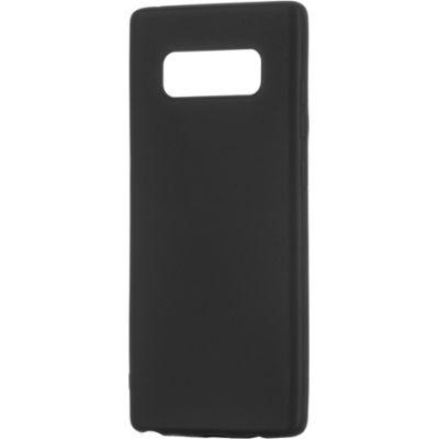 Θήκη Samsung Galaxy Note 8 N950 Ultra Slim TPU Σιλικόνης 0.3mm Μαύρη