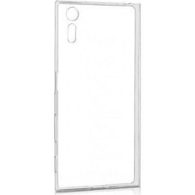 Θήκη Sony Xperia XZ F8331 Ultra Slim TPU Σιλικόνης 0.3mm Διάφανη