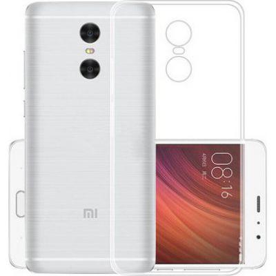 Θήκη Xiaomi Redmi 5 Plus Ultra Slim TPU Σιλικόνης 0.3mm Διάφανη