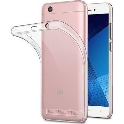 Θήκη Xiaomi Redmi 5a Ultra Slim TPU Σιλικόνης 0.3mm Διάφανη