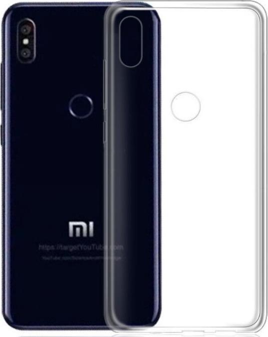 Θήκη Xiaomi Redmi Note 5 Ultra Slim TPU Σιλικόνης 0.3mm Διάφανη