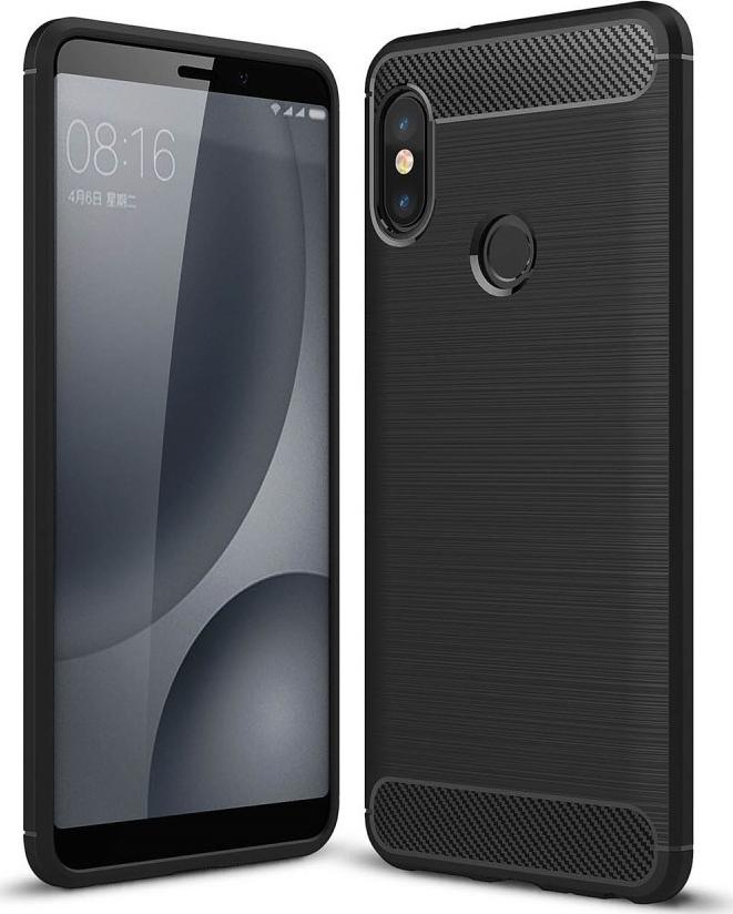 Θήκη Forcell Carbon Για Xiaomi Redmi Note 5 Μαύρη