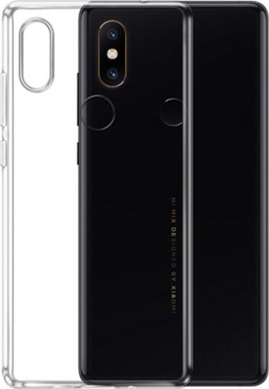 Θήκη Xiaomi Mi Mix 2s Ultra Slim TPU Σιλικόνης 0.3mm Διάφανη