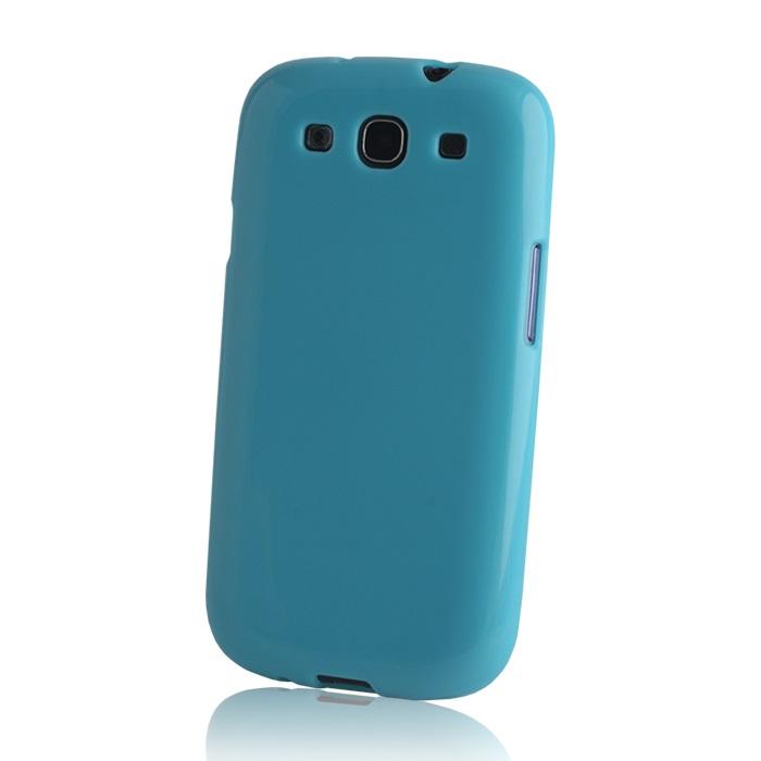 Θήκη TPU για iPhone 4G/4S, Blue - UNBRANDED 7299