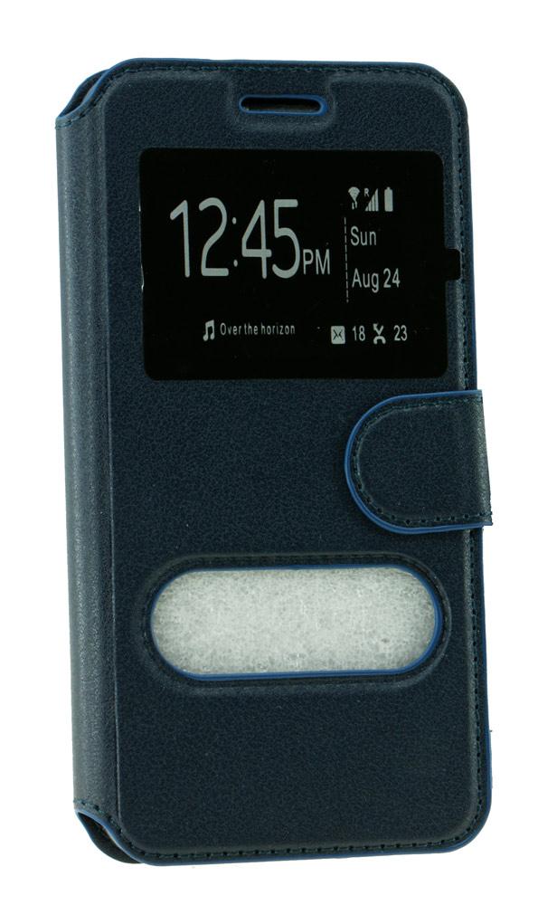 POWERTECH Θήκη Slide για Xiaomi Redmi 3s, Dark Blue - POWERTECH 14802