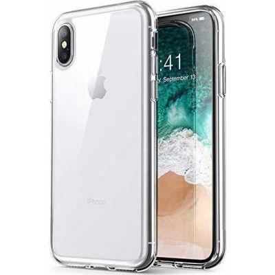 Θήκη iPhone XS Max Ultra Slim TPU Σιλικόνης 0.3mm Διάφανη
