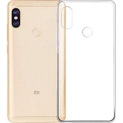 Θήκη Xiaomi Mi A2/6X Ultra Slim TPU Σιλικόνης 0.3mm Διάφανη