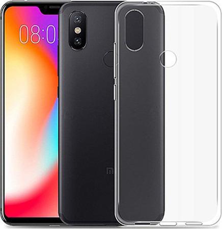 Θήκη Xiaomi Mi A2 Lite Ultra Slim TPU Σιλικόνης 0.3mm Διάφανη