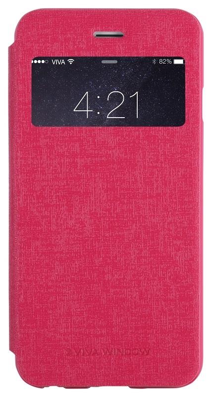 Mercury Θήκη Viva Window για Samsung Galaxy Note 5, Hot Pink