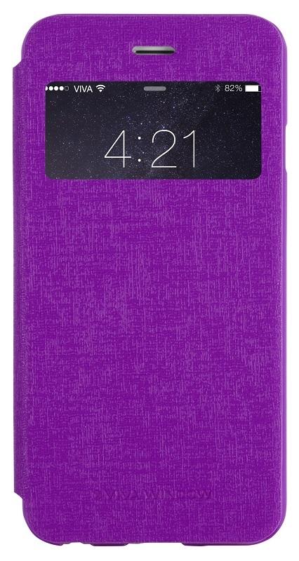 Mercury Θήκη Viva Window για Samsung Galaxy Note 5, Purple